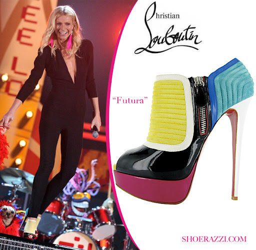 Christian Louboutin Shoes - Gwyneth Paltrow