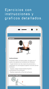 GYM Generation Fitness Screenshot