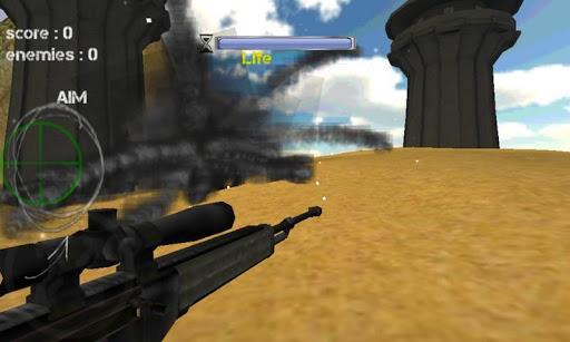 Sniper Shoot killer war