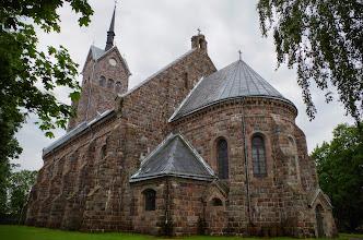 Photo: Salako akmeninė bažnyčia