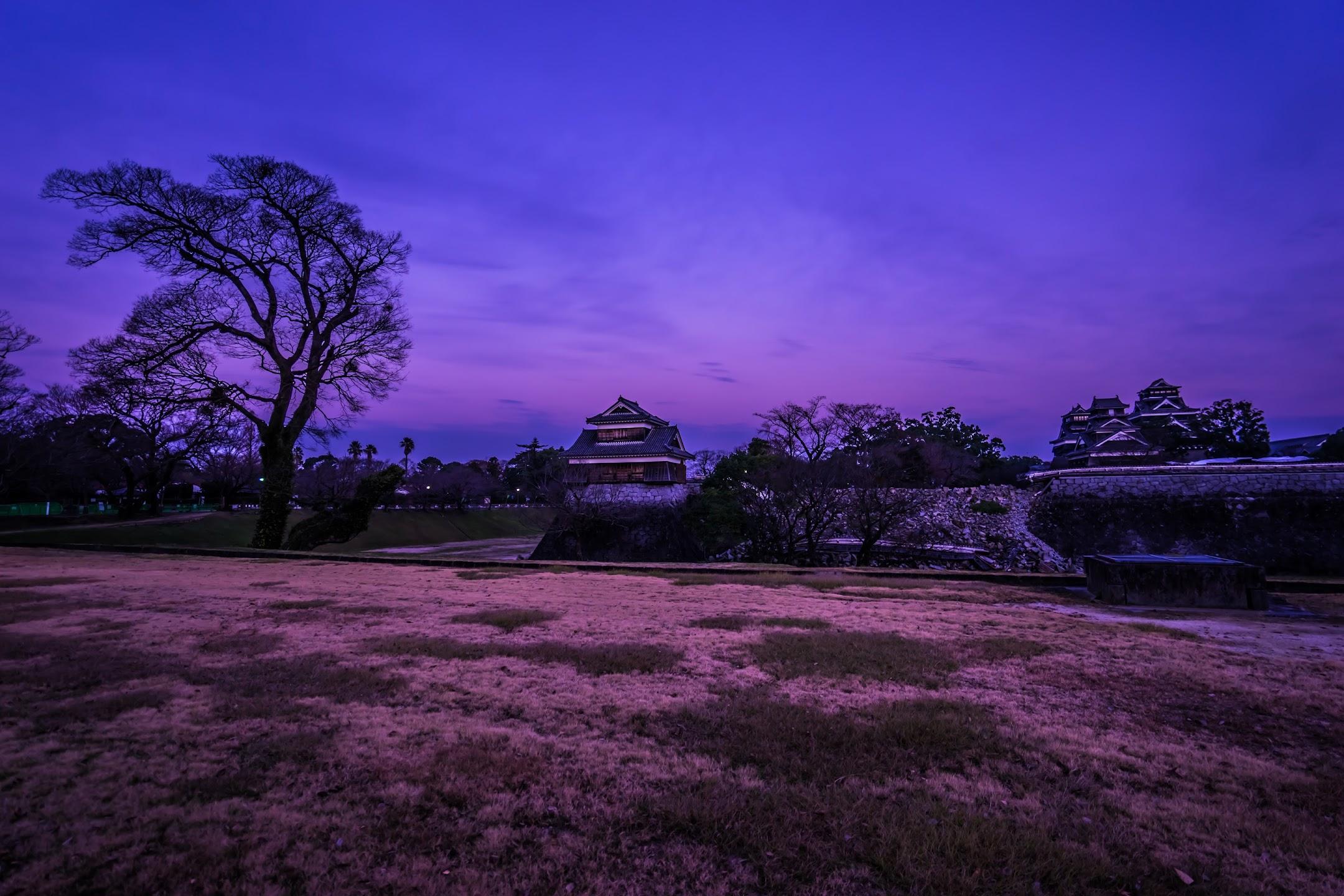 Kumamoto Castle Inui Turret1
