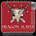 Tri-City Dragon Slayer Barrel Aged Russian Imperial Stout