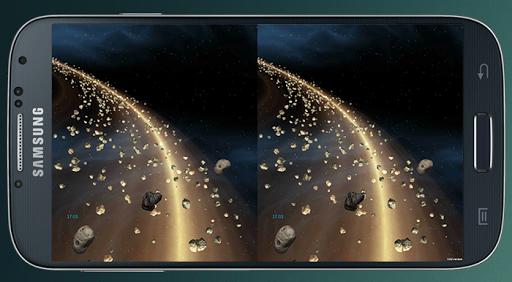 虛擬實境 球員 360 銀河 視頻