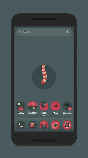 Sagon Icon Pack: Dark UI screenshots 1