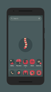 Sagon Icon Pack: Dark UI 10.1 (Patched)