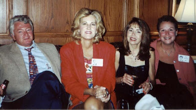 Photo: Dickie Kendrick, Nancy,  Barbara (Novosad) McClure, Susan (Granrath) Quist