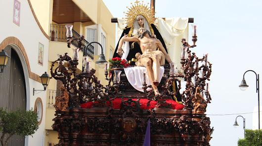 Fervor en Vera en la semana de la coronación de La Piedad