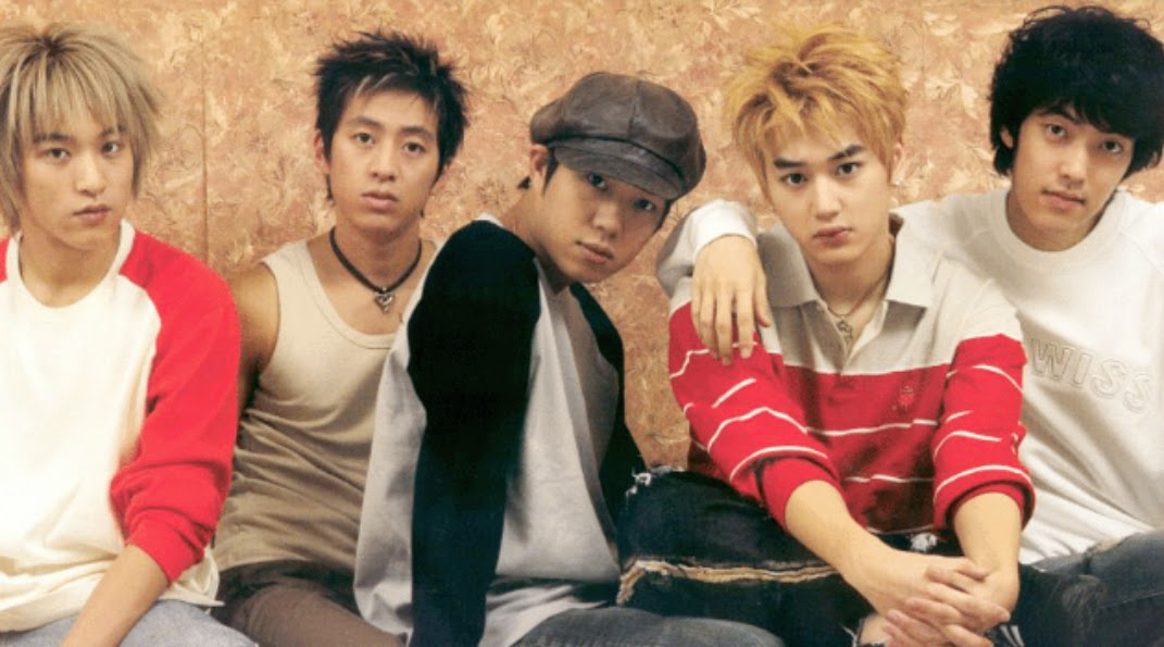 This Male K-Pop Group Broke Up Due To A Gay Inter-member