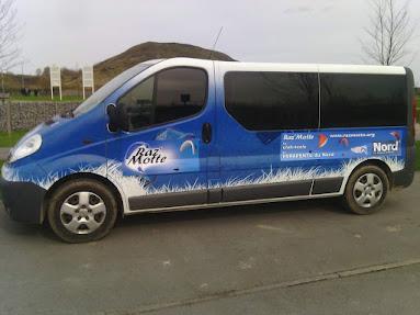 Minibus Razmotte