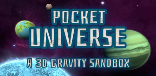Скачать Pocket Universe - 3D Gravity Sandbox на андроид