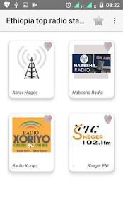 Ethiopia FM radios - náhled