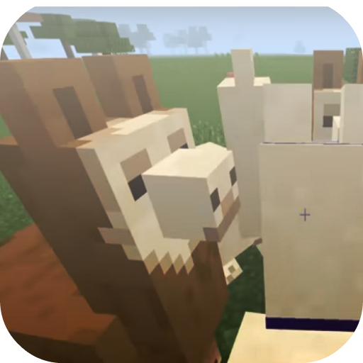 Controllable Llama Addon For MCPE