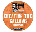 Bad Tom Smith Cheating The Gallows Pumpkin Ale