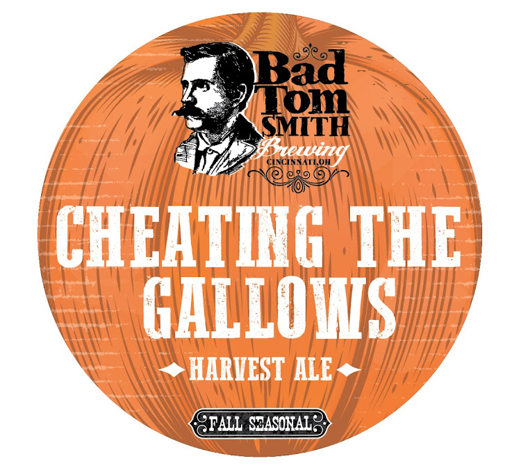 Logo of Cheating The Gallows Pumpkin Ale