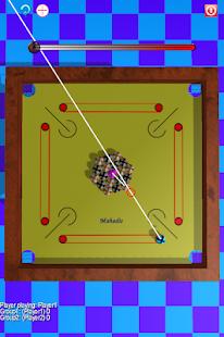 Download Ball Carrom Board 3D For PC Windows and Mac apk screenshot 2