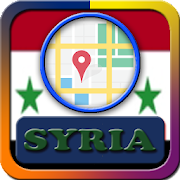 Syria Maps and Direction