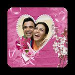 रोमांटिक प्रेम फोटो फ्रेम Icon