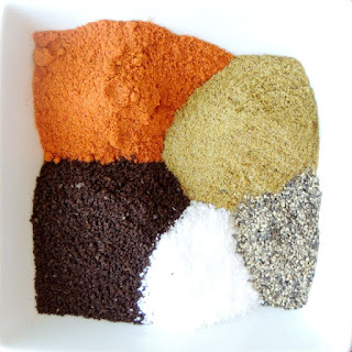 Spiced Coffee BBQ Rub Recipe
