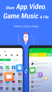 InShare - Share Apps & File Transfer 1.2.1.2 (Pro)