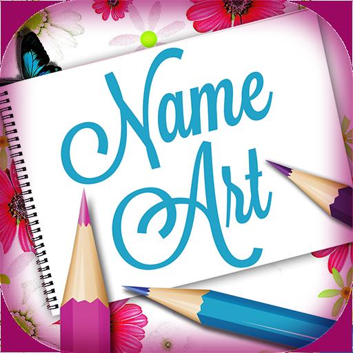 App Insights Name Design Art Calligraphy Name Art Maker Apptopia