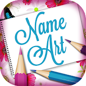 Name Design Art - Calligraphy Name Art Maker