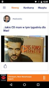 Radio ESKA - radio internetowe - náhled