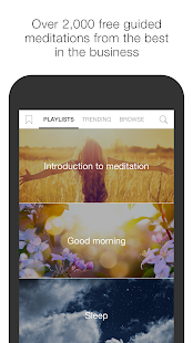 Insight Timer - Meditation App- screenshot thumbnail