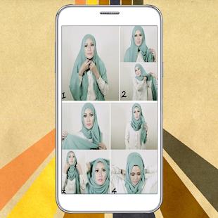 300+ Easy Hijab Tutorials - náhled