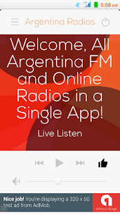 All Argentina FM Radios Free - náhled