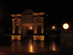 Photo: Known as la Puerta del Puente (Bridge Door), this was the entrance to the Roman Bridge.
