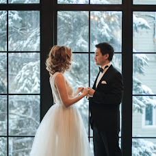Wedding photographer Marina Cherednichenko (cheredmari). Photo of 23.01.2017