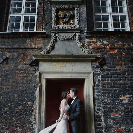 Wedding photographer Marcin Bogdański (MarcinBogdansk). Photo of 07.07.2016