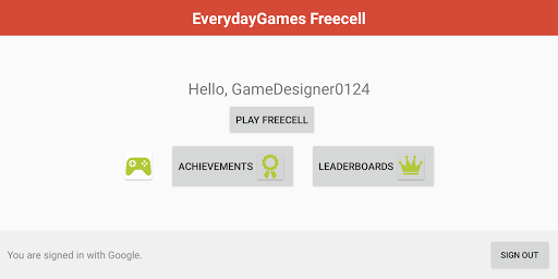 FreeCell with Leaderboards 74.8 screenshots 15