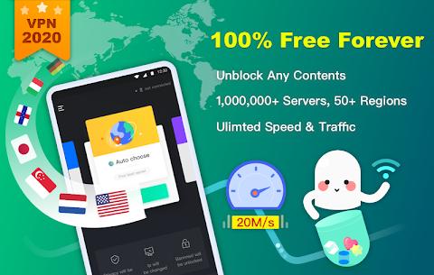 NetCapsule VPN | Free VPN Proxy, Fast VPN, Unblock 1