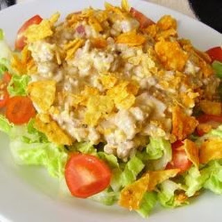 Easy Dorito® Taco Salad.