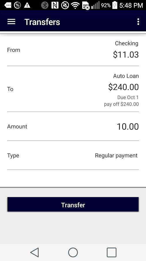 Members First Credit Union FL- screenshot