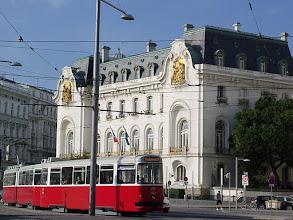 Photo: Wien die Botschaft der Französischen Republik Vienna - Ambasciata della Repubblica di Francia. Ambasada Republiki Francuskiej w Wiedniu.