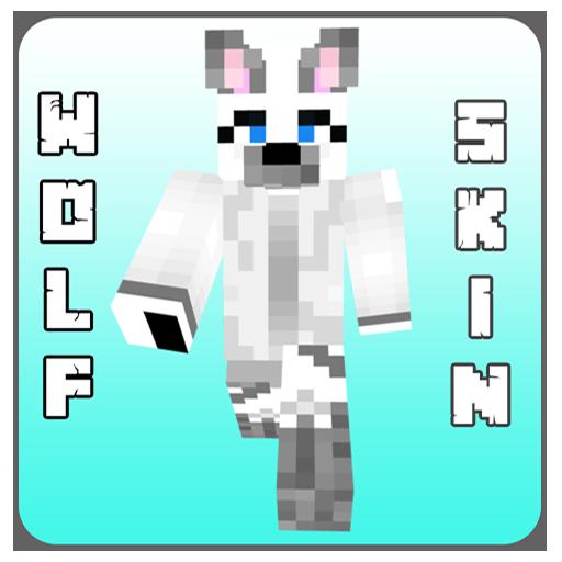 Wolf Skin For Minecraft PE