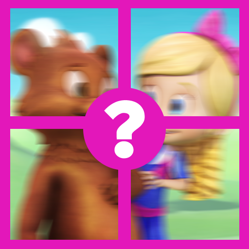 Goldie and Bear Quiz (game)