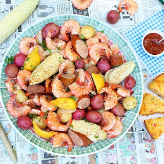 Low Country Shrimp Boil.
