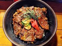 武藏日式燒肉丼