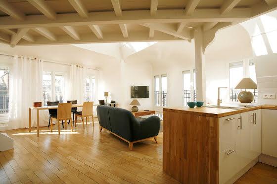 Location appartement meublé 2 pièces 63 m2