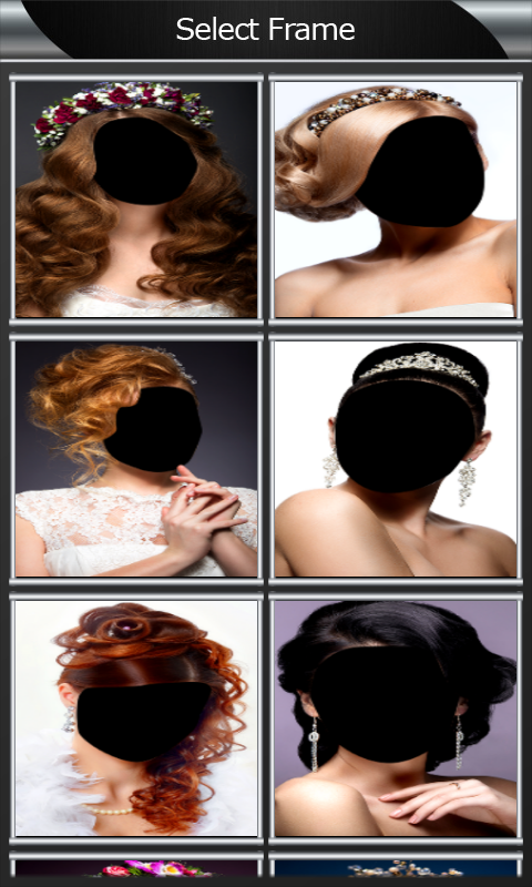 Outstanding Wedding Hairstyle Photo Editor Android Apps On Google Play Short Hairstyles Gunalazisus