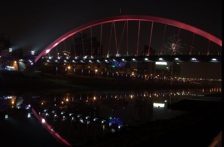 台北植物園&彩虹橋