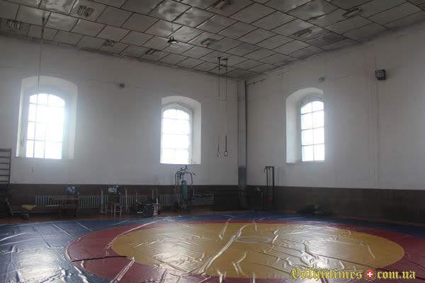 Інтер'єр синагоги м.Луцьк