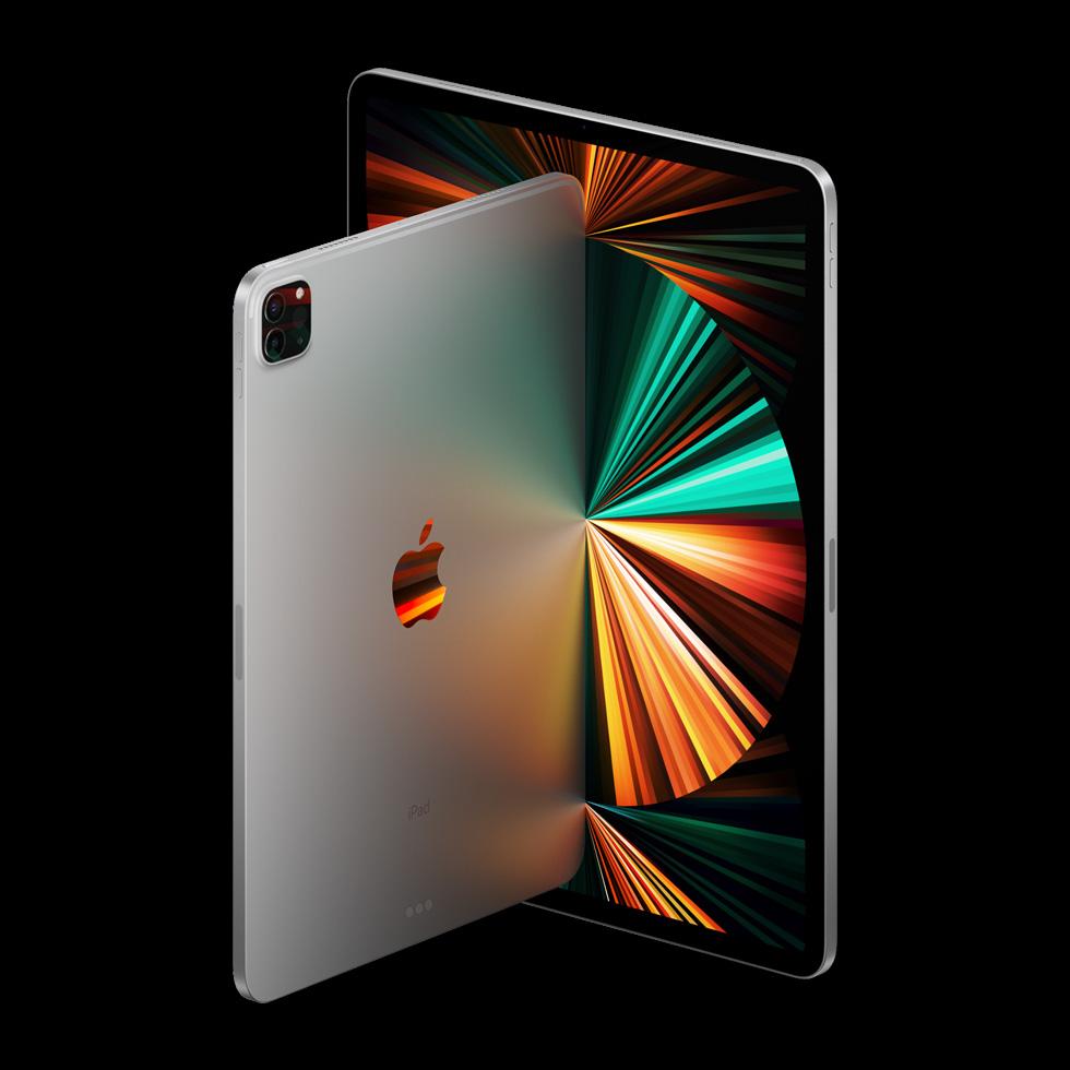 iPad Pro M1 (2021) vs iPad Pro (2020)