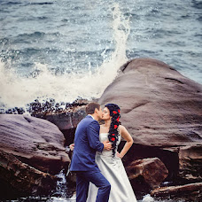 Wedding photographer Valeriya Ruban (SandayVl). Photo of 24.09.2013