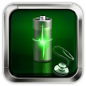 Battery Saver Fast Charger icon
