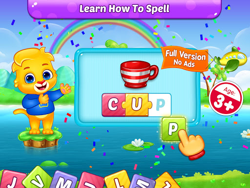 ABC Spelling - Spell & Phonics 1.2.8 screenshots 8