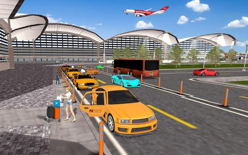 City Taxi Driving simulator: online Cab Games 2020 1.42 screenshots 6